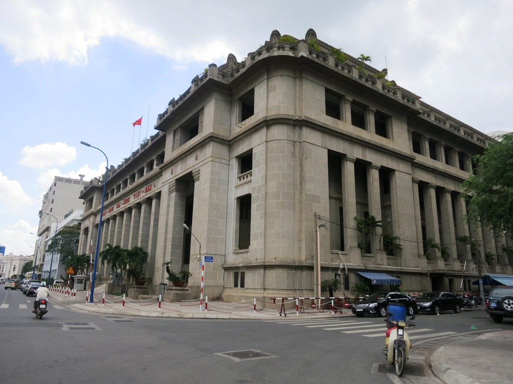 State bank of vietnam in hcmc virtual saigon for Chambre de commerce shanghai
