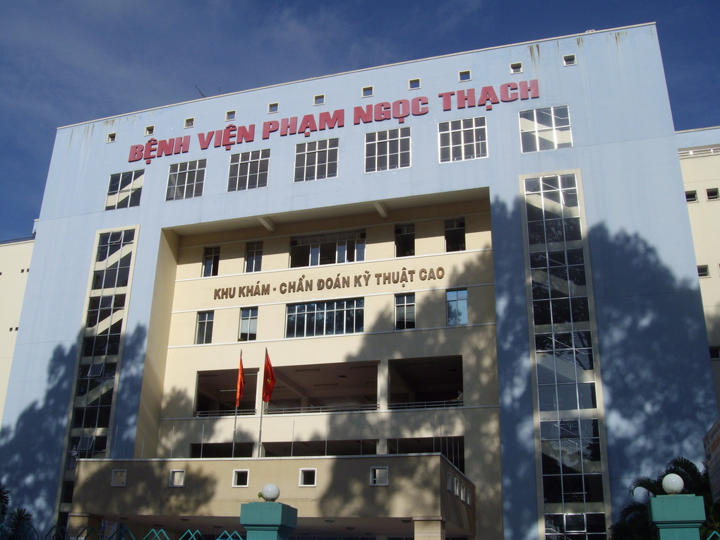 Pham Ngoc Thach Hospital | Virtual Saigon
